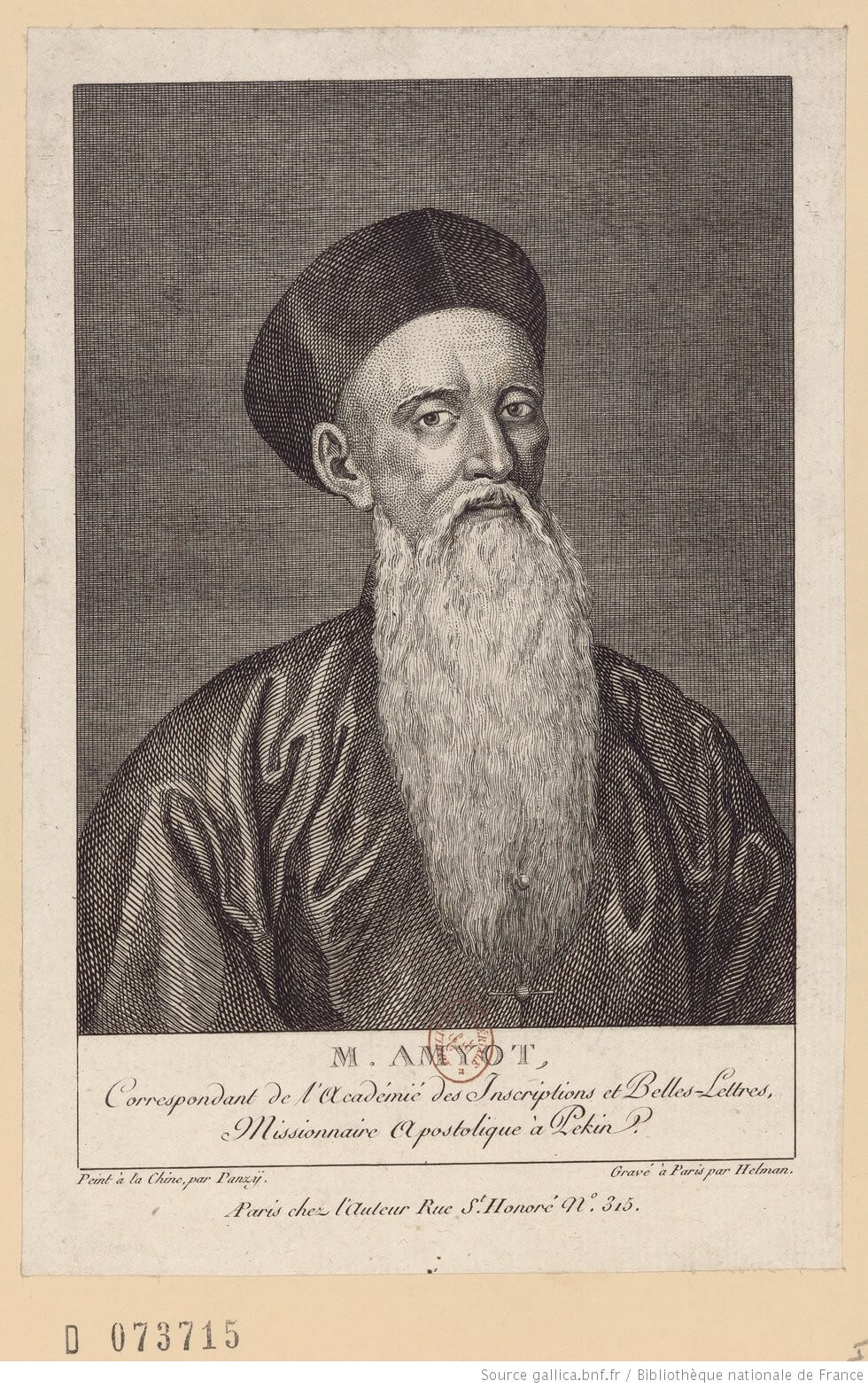 Jean Joseph Marie Amiot