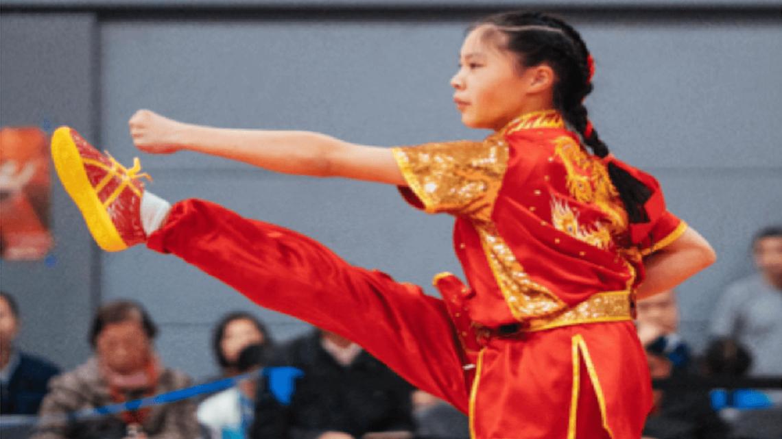 Enseñanza de Wushu Infantil: la constancia.